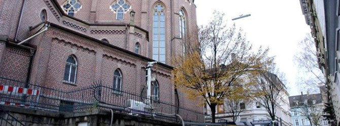 Herz Jesu Kirche in Wuppertal