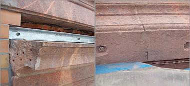 Fassadenrückverankerung
